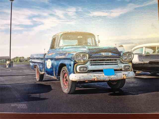 1958 Chevrolet Apache | 984317