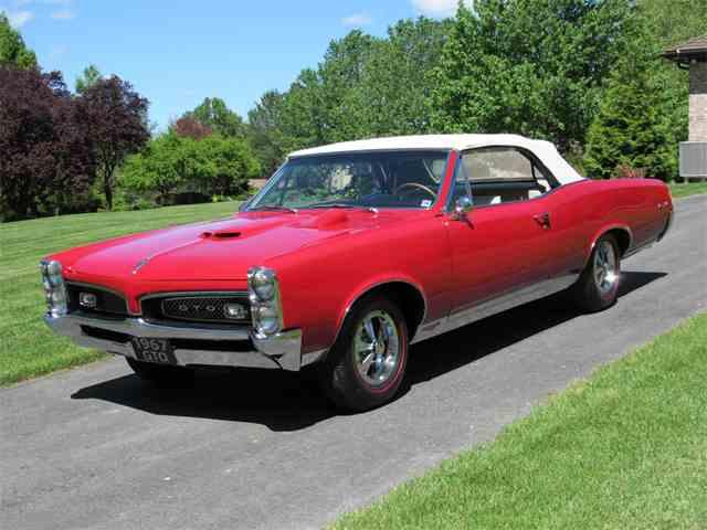 1967 Pontiac GTO | 984320