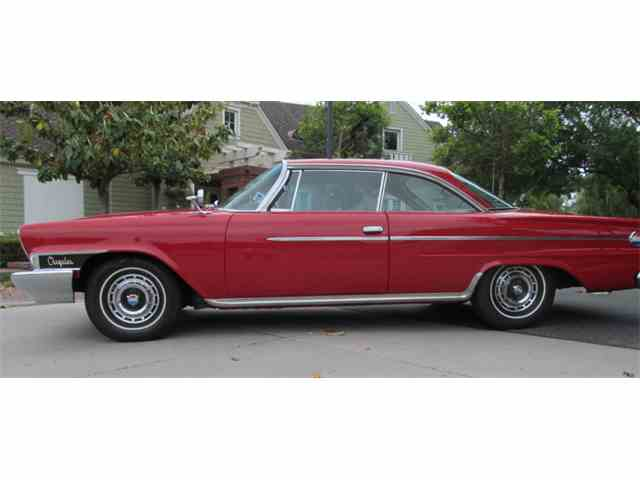 1962 Chrysler 300 | 984321