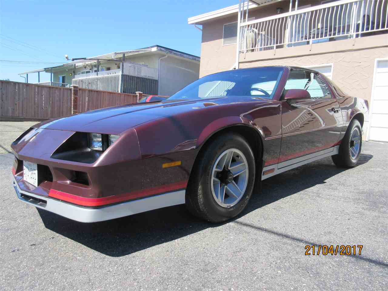 1982 Chevrolet Camaro Z28 for Sale - CC-984322