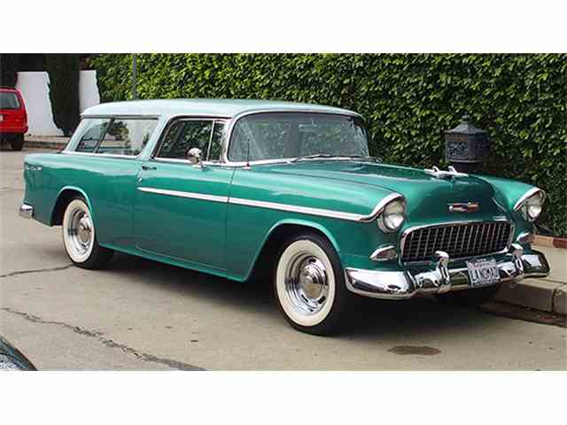 1955 Chevrolet Bel Air Nomad | 984351