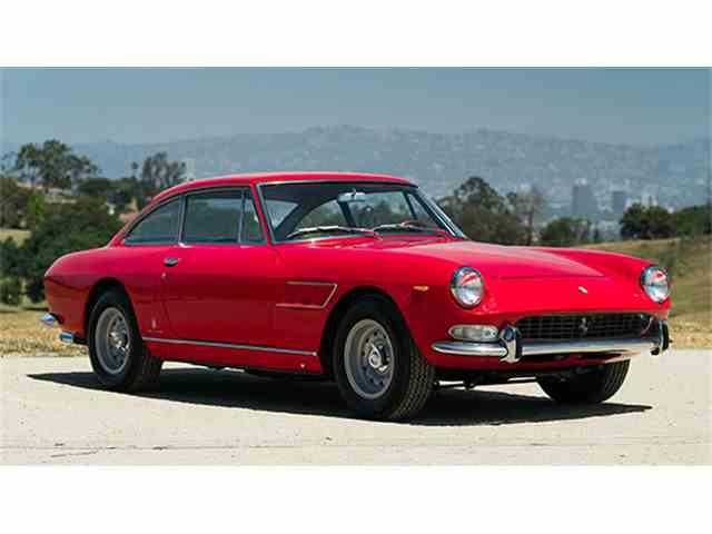 1966 Ferrari 330 GT 2+2 Series II by Pininfarina   984352