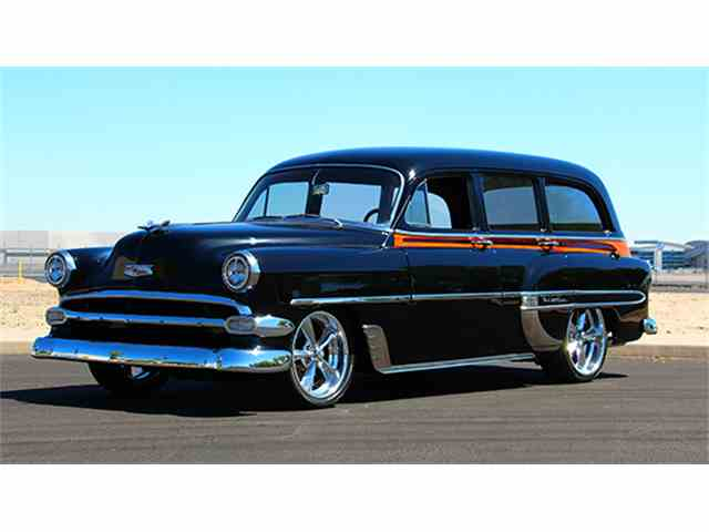1954 Chevrolet Bel Air Townsman Custom | 984355