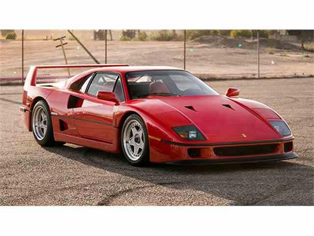 1992 Ferrari F40 | 984356