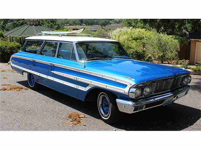 1964 Ford Country Squire | 984362