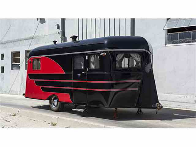 1941 Kozy Coach Travel Trailer | 984367