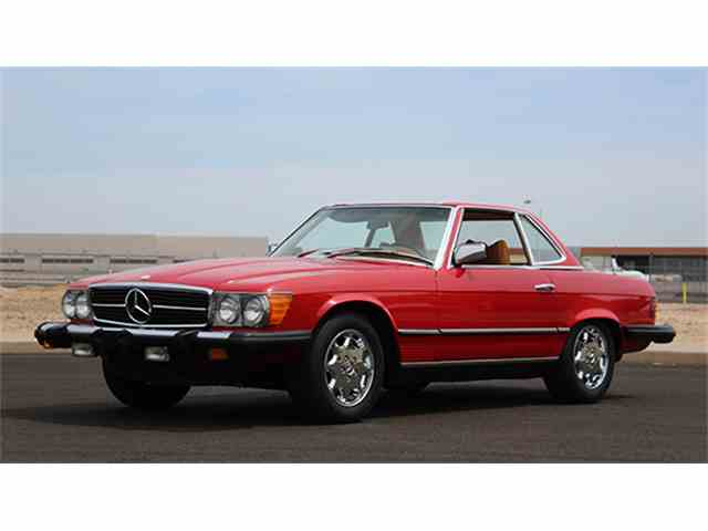 1979 Mercedes-Benz 450SL | 984371