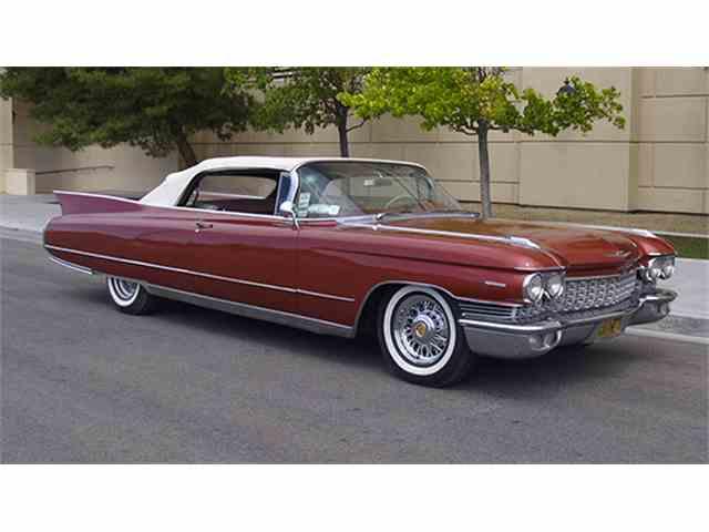 1960 Cadillac Series 62 | 984374