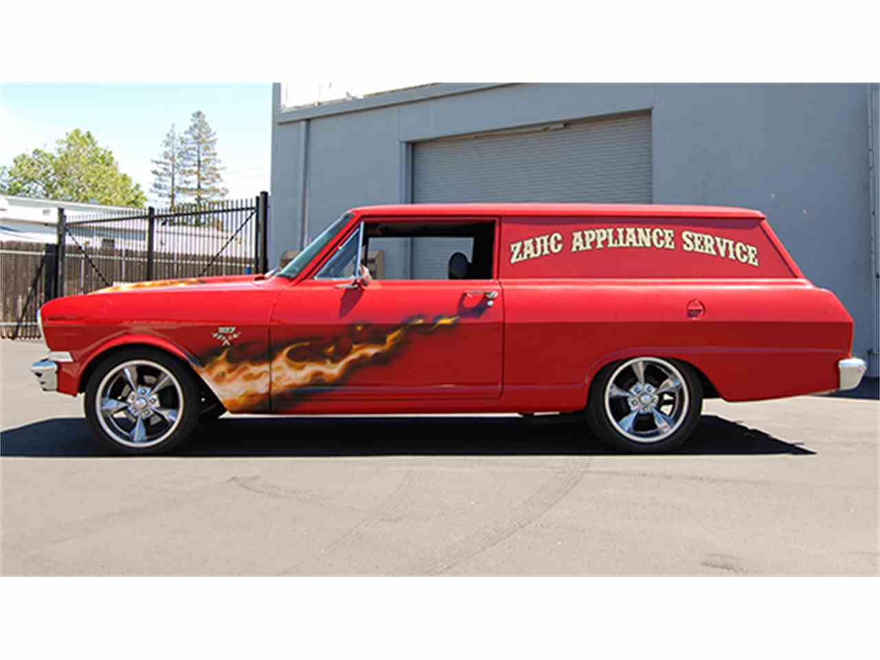 All Chevy 1964 chevy ii : 1964 Chevrolet Chevy II Nova Custom for Sale | ClassicCars.com ...