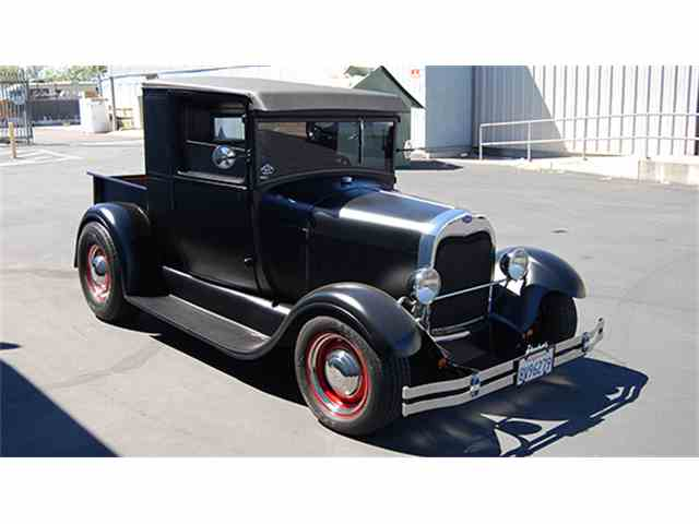 1929 Ford Pickup Hot Rod | 984376