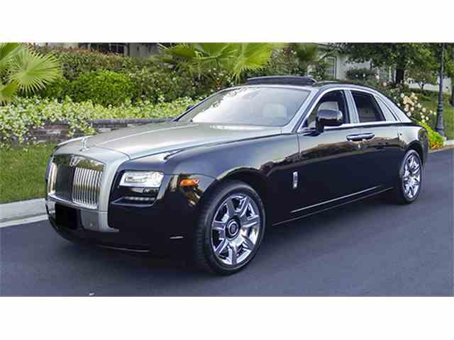 2010 Rolls-Royce Silver Ghost | 984377