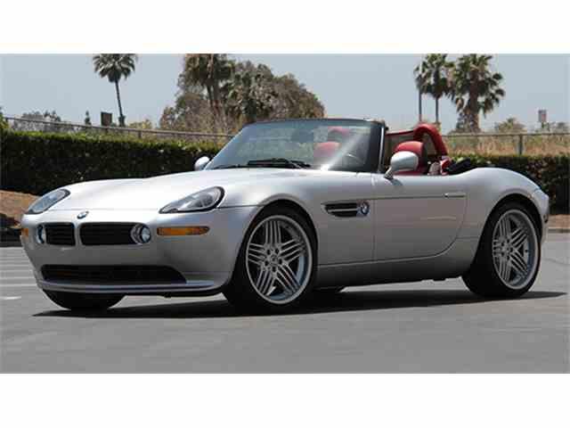 2003 BMW Z8 Alpina | 984378