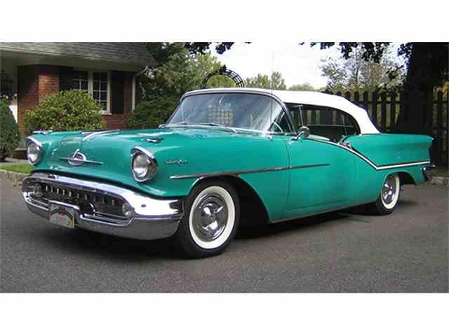 1957 Oldsmobile Starfire Ninety-Eight Convertible | 984382
