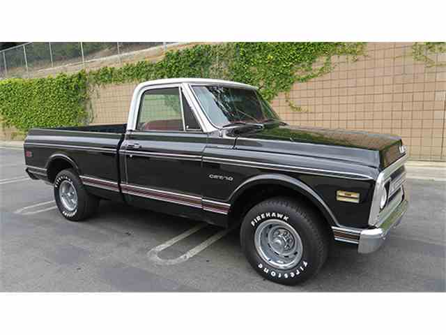 1970 Chevrolet CST 10   984384