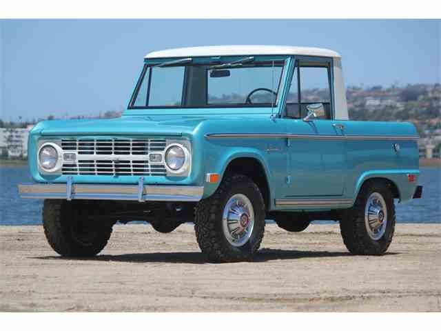 1968 Ford Bronco | 984387