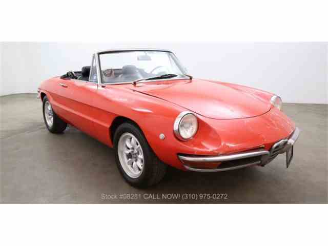 1969 Alfa Romeo Duetto | 980439