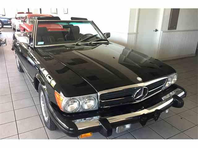 1998 Mercedes-Benz 560SL | 984390