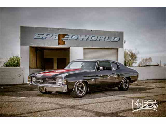1971 Chevrolet Chevelle SS | 984391