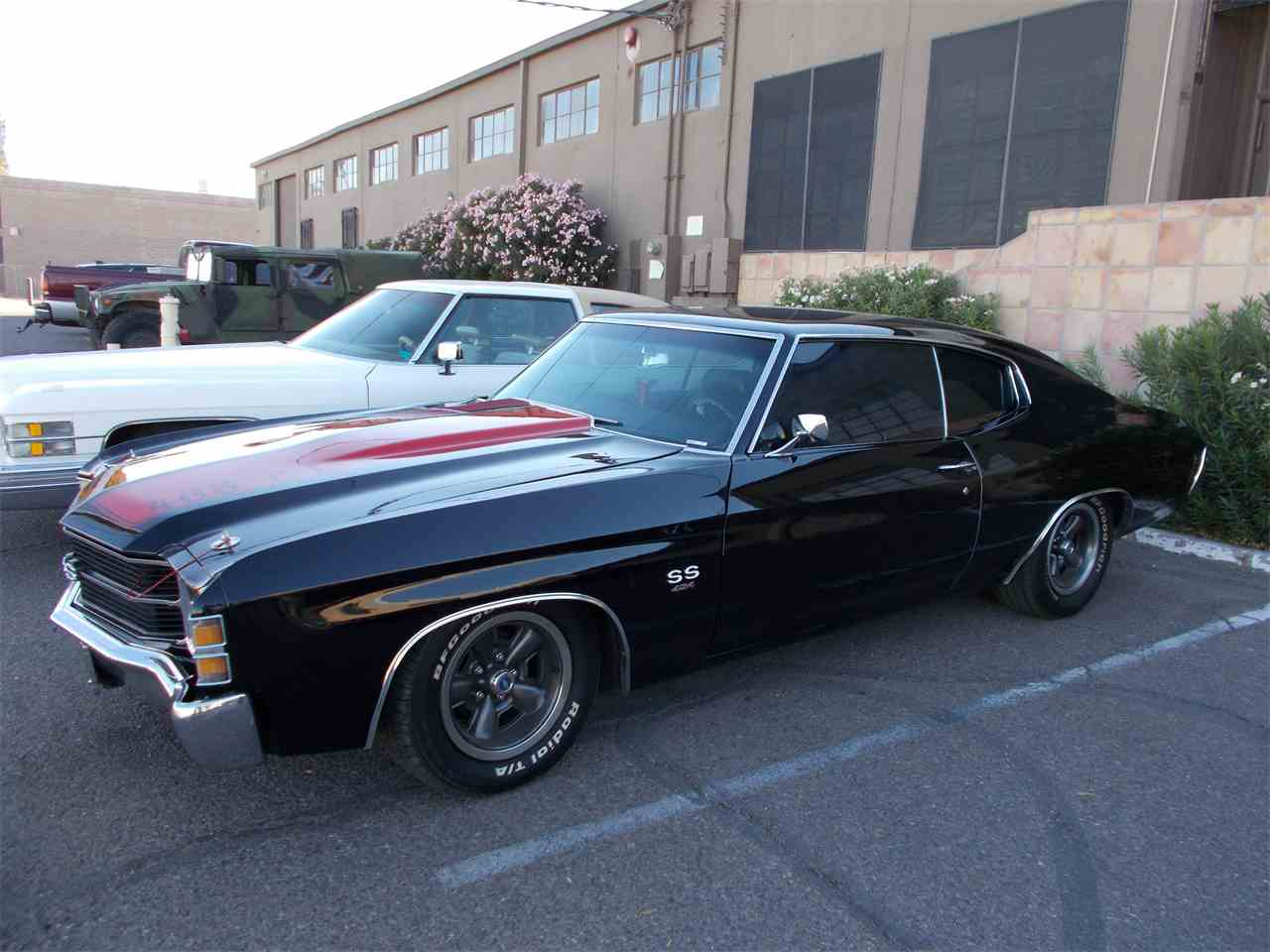 All Chevy 1971 chevrolet chevelle ss : 1971 Chevrolet Chevelle SS for Sale | ClassicCars.com | CC-984391