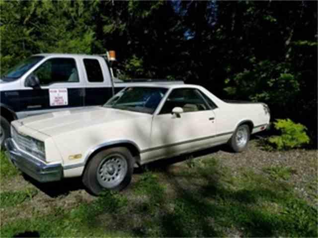 1985 Chevrolet El Camino | 980044