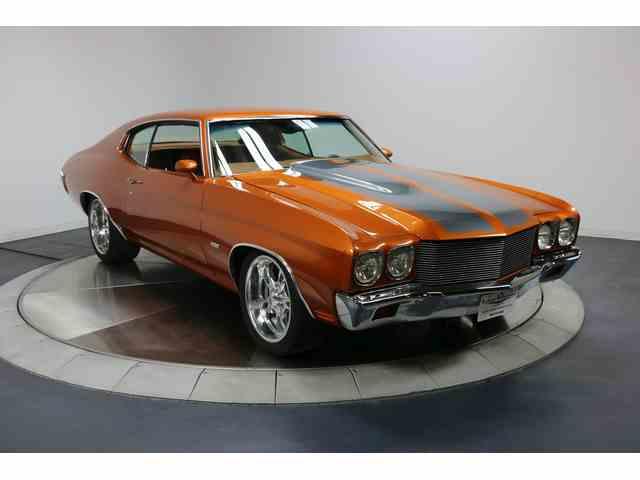 1970 Chevrolet Chevelle | 984403