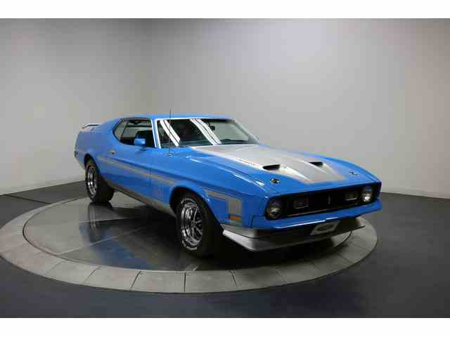 1971 Ford Mustang | 984415
