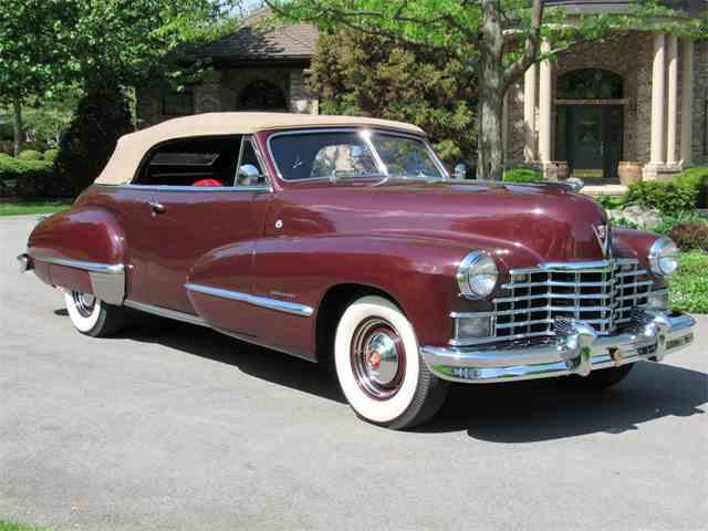1946 Cadillac Series 62 Convertible | 984426