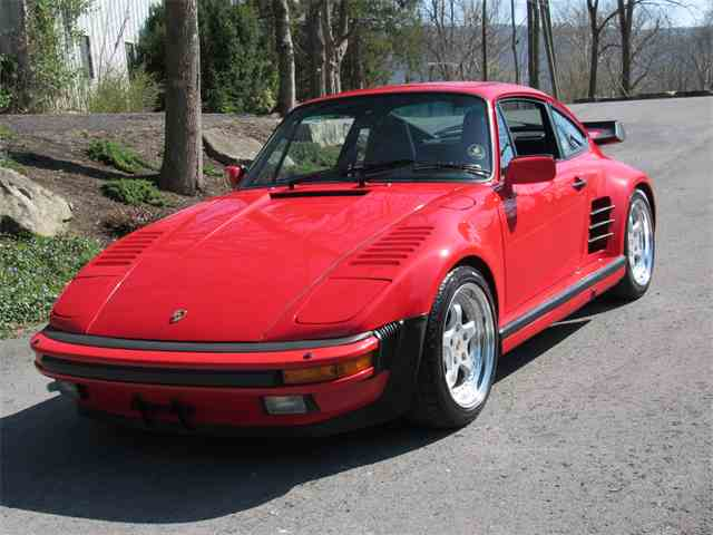 1989 Porsche 930 Turbo Slant Nose | 984431