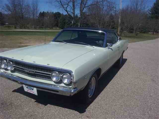 1968 Ford Torino | 984433