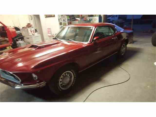 1969 Ford Mustang | 984434