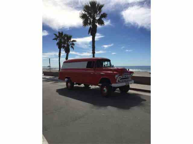 1957 Chevrolet Apache | 984436