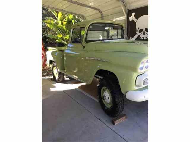 1958 Chevrolet Napco | 984437