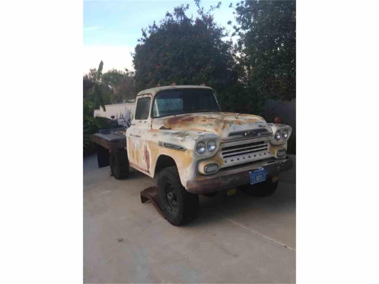 1959 Chevrolet 3100 for Sale - CC-984438