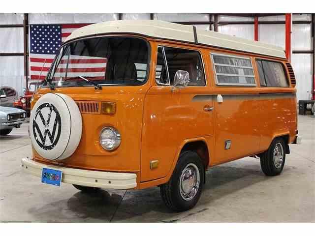 1974 Volkswagen Westfalia Camper | 980444