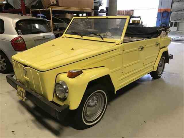 1974 Volkswagen Thing | 984441