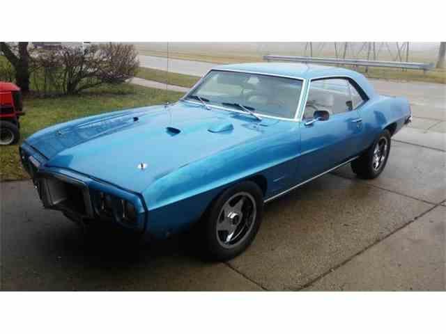 1969 Pontiac Firebird | 984442