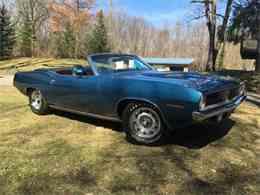1970 Plymouth Barracuda for Sale - CC-984444
