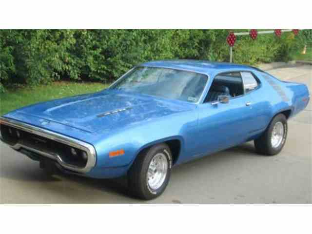 1971 plymouth road runner for sale on 8. Black Bedroom Furniture Sets. Home Design Ideas