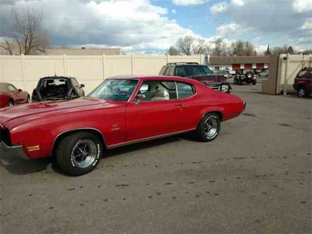 1970 Buick Gran Sport | 984449
