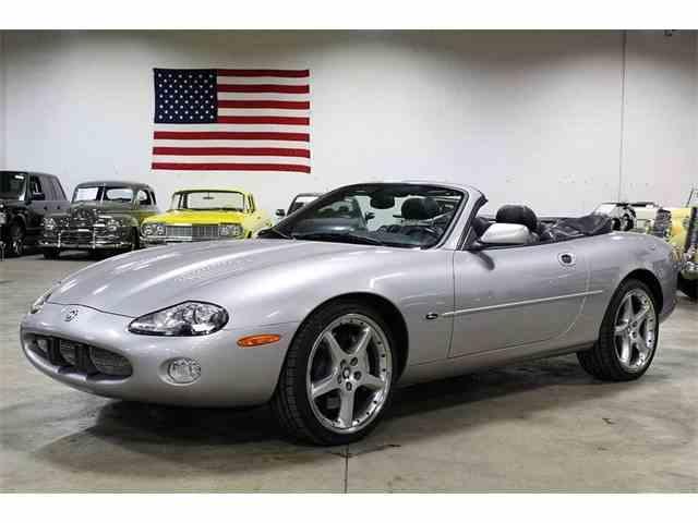 2001 Jaguar XKR | 980445