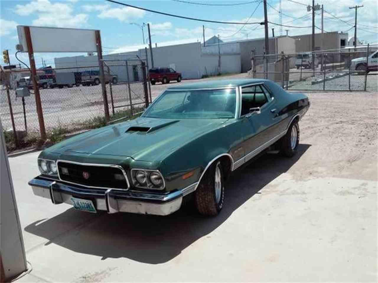 1973 ford gran torino 984452