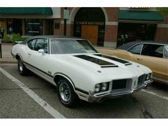 1972 Oldsmobile Cutlass | 984453