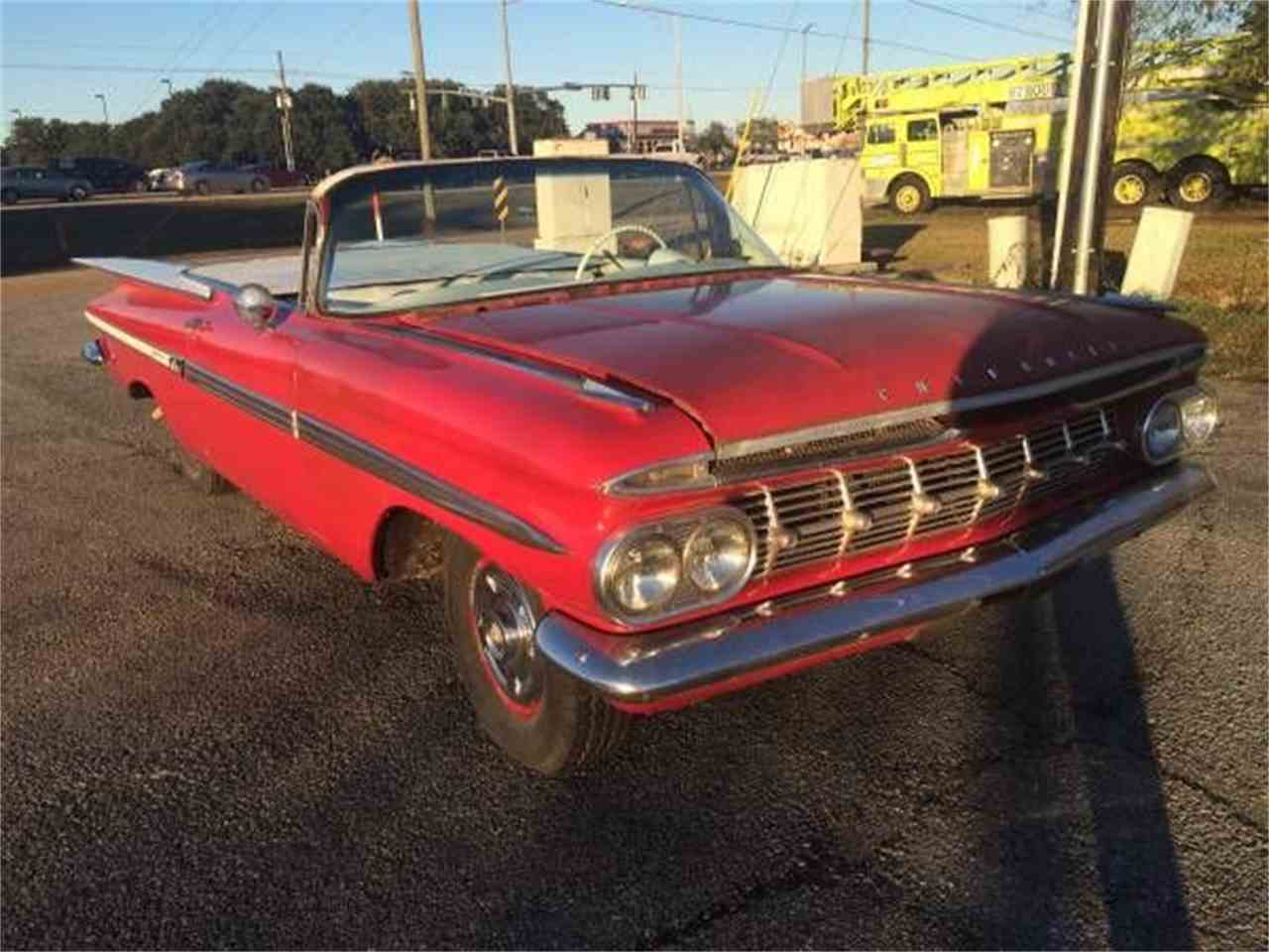 1959 chevrolet impala for sale cc 984454. Black Bedroom Furniture Sets. Home Design Ideas