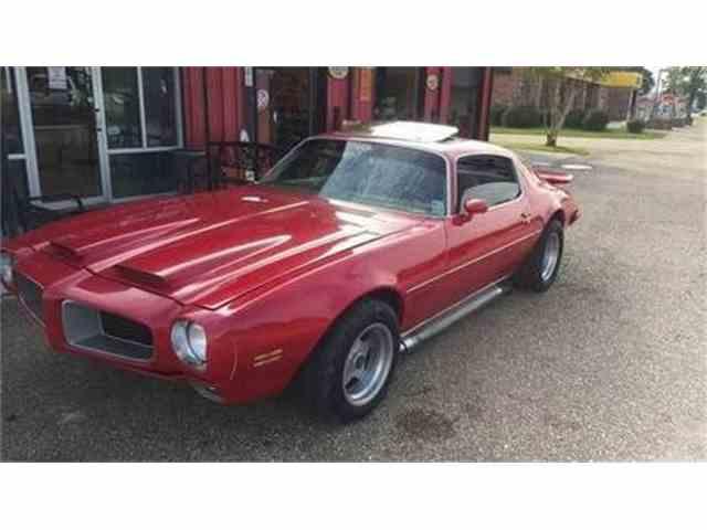 1971 Pontiac Firebird | 984457