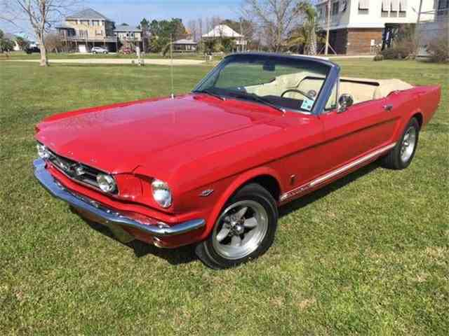 1966 Ford Mustang   984458