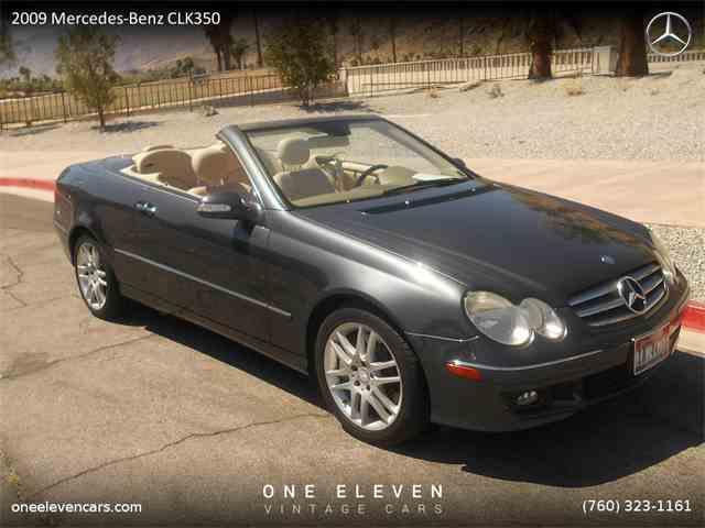 2009 Mercedes-Benz CLK350 | 980446