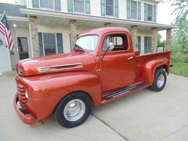 1950 Ford F1 Pickup | 984461