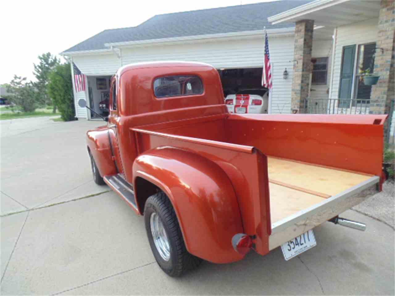 1950 ford f1 pickup for sale cc 984461. Black Bedroom Furniture Sets. Home Design Ideas