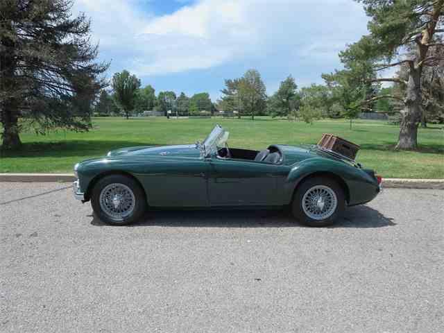 1960 MG MGA | 984469