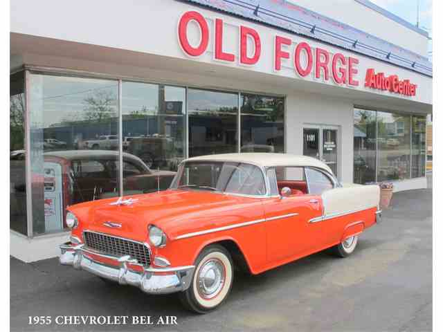 1955 Chevrolet Bel Air | 980448